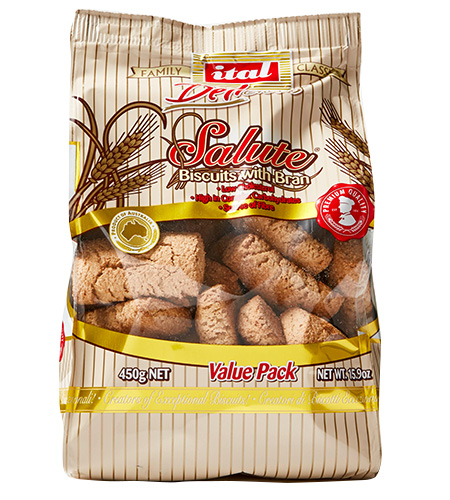 Ital Family Value Salute (Wholemeal) 450g