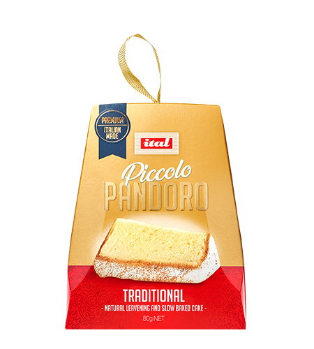 Gold Range Pandoro Traditional 80g