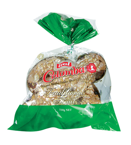 Colomba Traditional Fruit 750g